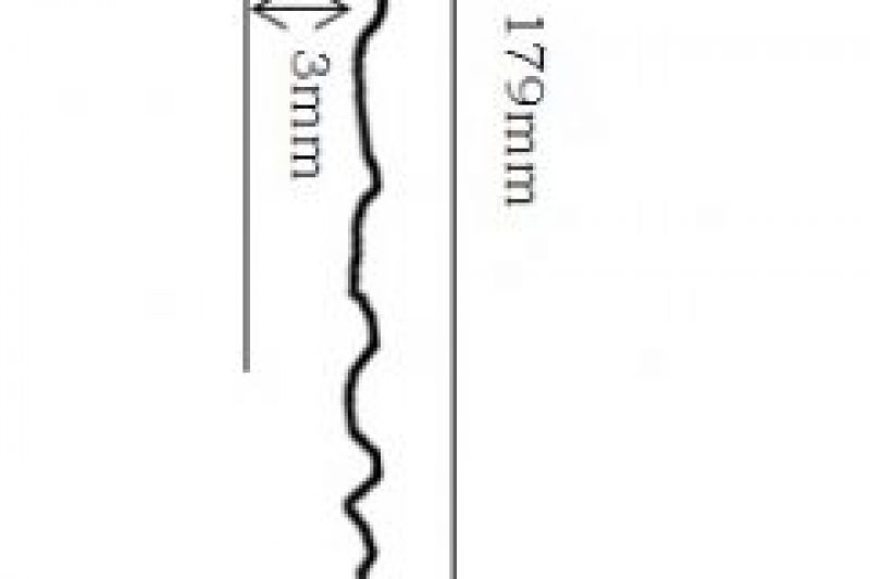 Greek Scroll Border (Under/Over)