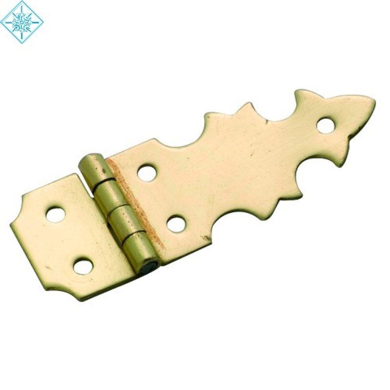 Catches, Locks and Hinges : Brass Box Hinge (Pair) - T 3723