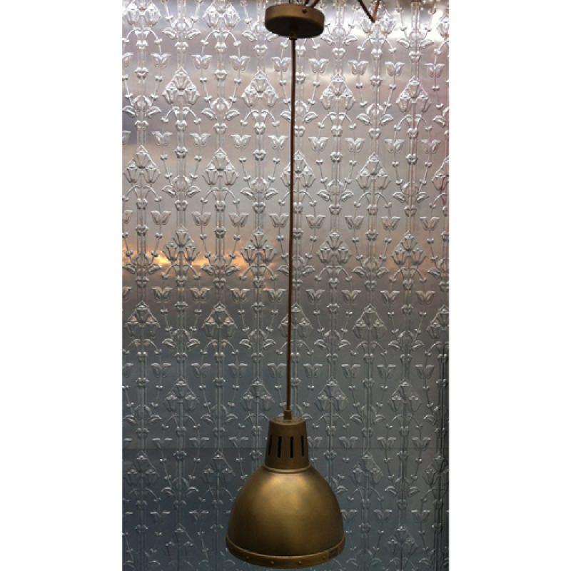 Indian Brass Pendant Light