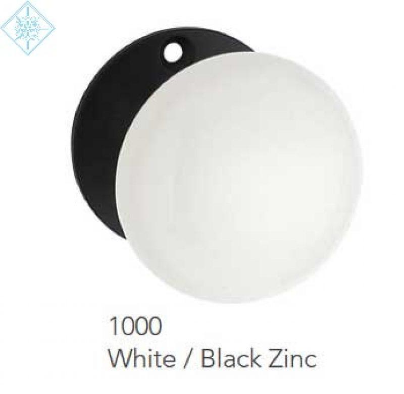 Clearance Door Handle - Porcelain T1000